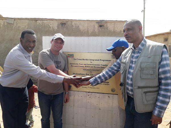 opening of field office in moyale