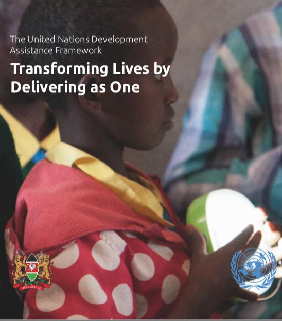 UNDAF 2014-2018 cover