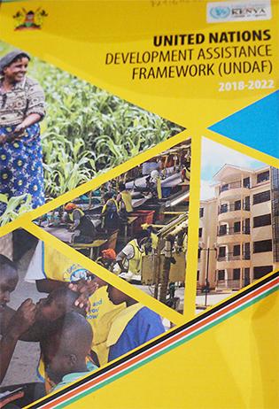 UNDAF 2018 - 2022