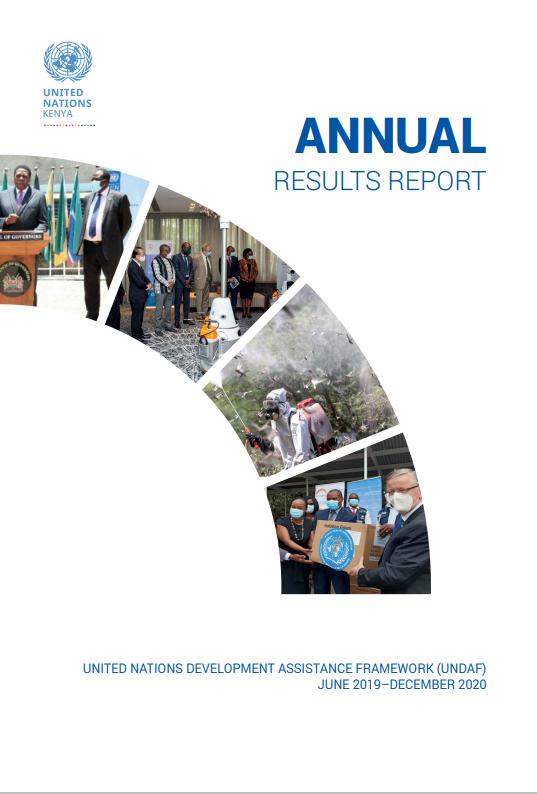 UN in Kenya Annual Results Report