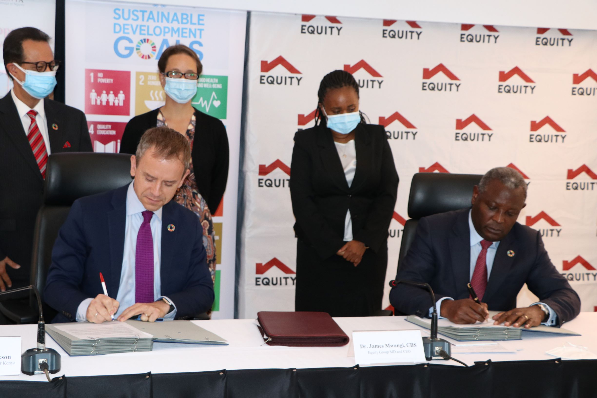 UN Equity Partnership Agreement