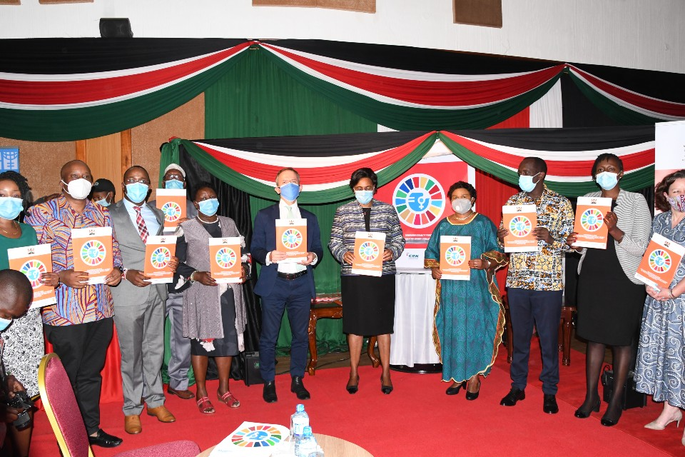 Launch of Generation Equality Road Map Kenya