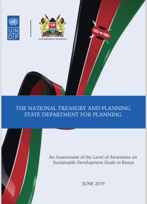 SDG Awareness Survey Report 2019