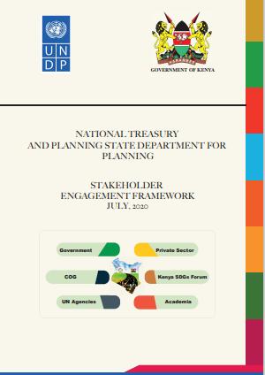 SDG Stakeholder Engagement Framework