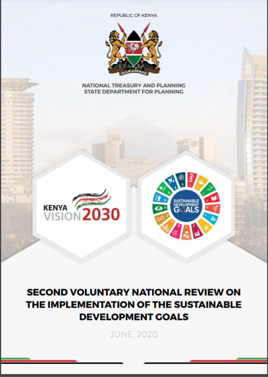 Second National Voluntary National Reporting 2020