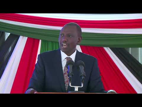 H.E. William Ruto, Deputy President Kenya, full remarks at the UNDAF presentation by UN Kenya