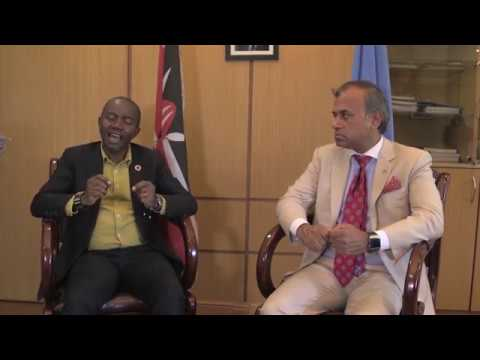 Government of Kenya and UN Kenya partnership to Accelerate Achievement of SDGs