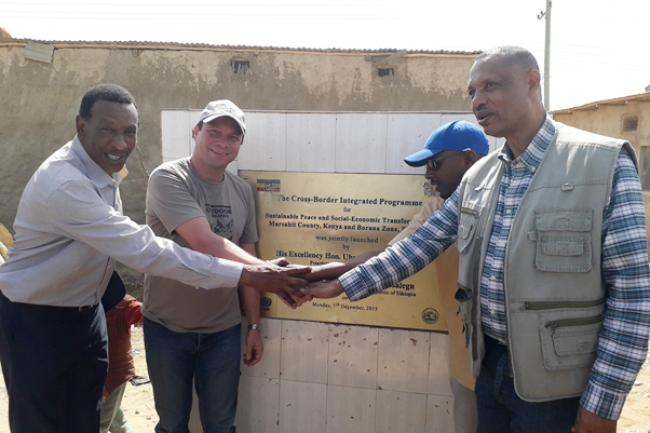 opening of field office in moyale